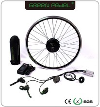 Greenpedel 36v 250w electric rickshaw motor kit electric bike 36 v