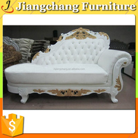 European styles antique living room solid wooden sofa set designs JC-SF1650