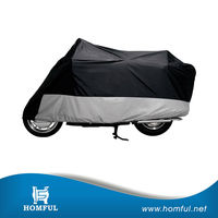 """170T Silver Coated Polyester Motorcycle Cover ""motorcycle cover ""motorcycle cover"