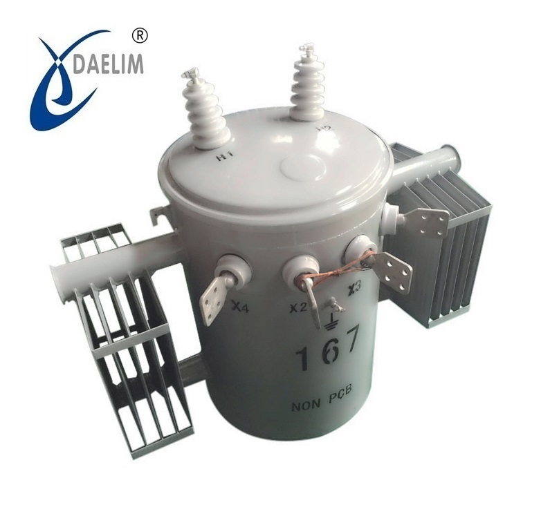 Factory supplier 6 kv 10kva single phase power supply transformers