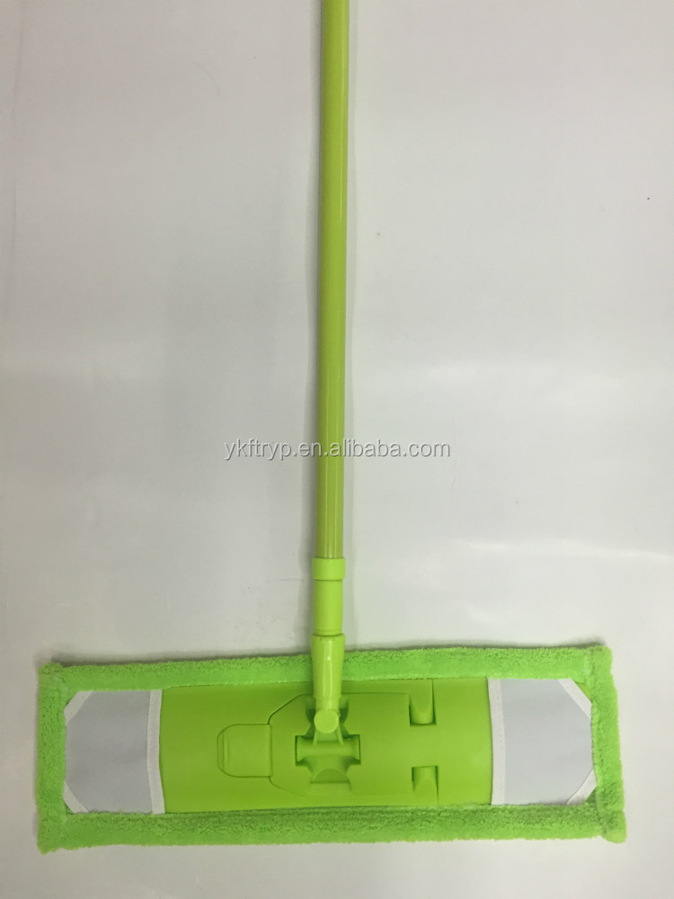 cleaning product Telescopic microfiber cleaning magic flat mop