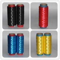 Bullet proof anti-cut colorful UHMWPE high performance fiber
