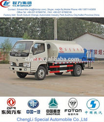 cheap DFAD 3 ton bitumen spraying truck, Asphalt Sealer Synchronous