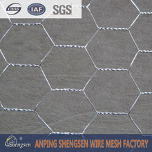 Gabion Box/Hexagonal Wire Mesh Netting With High Quality