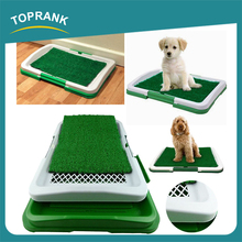 High quality easy to clean pet training dog grass toilet puppy potty pad