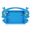 "7"" tablet case shock proof kids better silicone material standard genuine tablet case for ipad mini 1 2 3"
