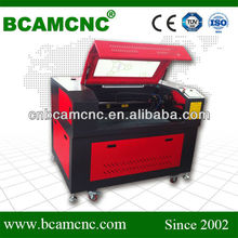 China high precision competitive price BCJ6090 CO2 laser engraving machine