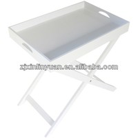 European E1 MDF Cheap Wood Tray