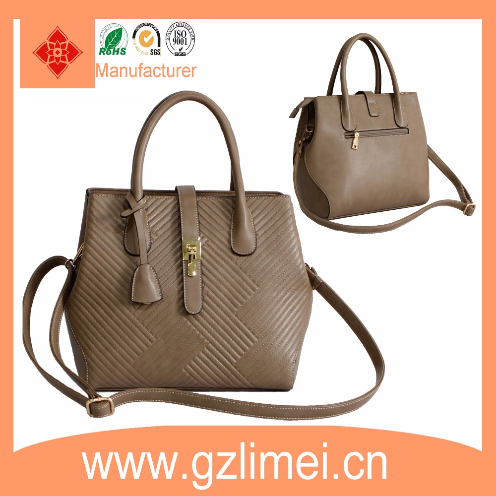 Guangzhou factory designer bags large handbags ladies brand new women leather handbags hand bags