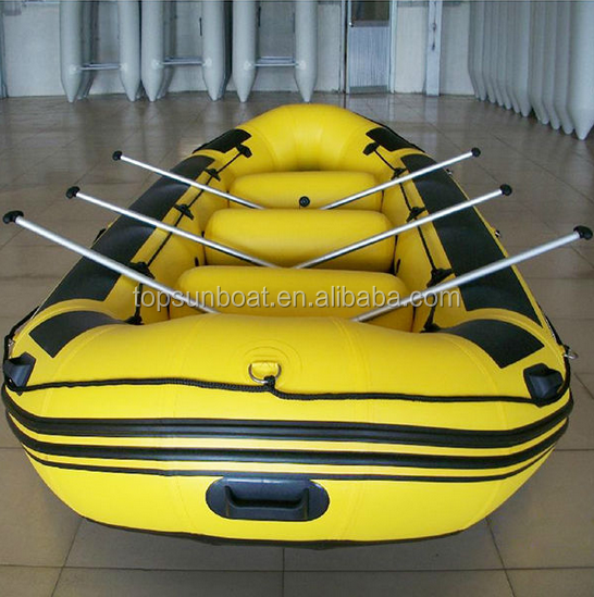 inflatable zebec river raft