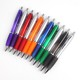 Custom Promotional Plastic black the ballpoint pen