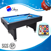 Automatic Ball Return System With 3 Kinds of Colors Billiard Table