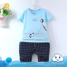 SS-710B fashion clothes boy clothing set kids China garments