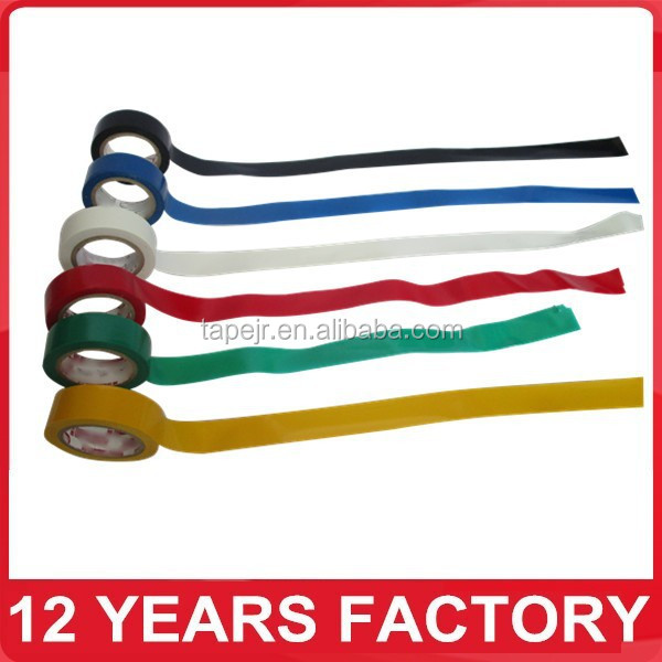 Made in China electrical insulation pvc tape, eletrical pvc tape, pvc tape