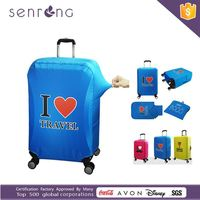 Hot Sale Nylon Luggage Cover Elastic
