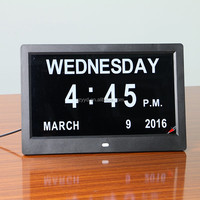 2016 warm hearted directly supply clocks for the elderly with latest popular design