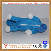 plush animal pencil case toy horse toy pencil case