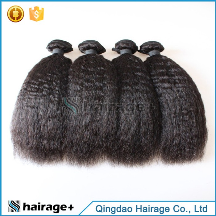 Wholesale High Qualtiy Remy Brazilian Human Hair Weave