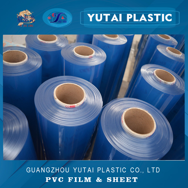 transparent lamination pvc film price for