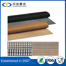 Taixin Supplier FDA LFGB Certificate PTFE Teflon Coated Fiberglass Open Mesh Conveyer Belt Price