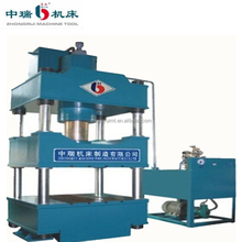 four column 800 ton ceramic press with YTD32
