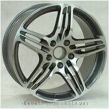 Aluminum Material and 5 Hole Replica Car Alloy Aluminum Wheel Rim(ZW-S649)