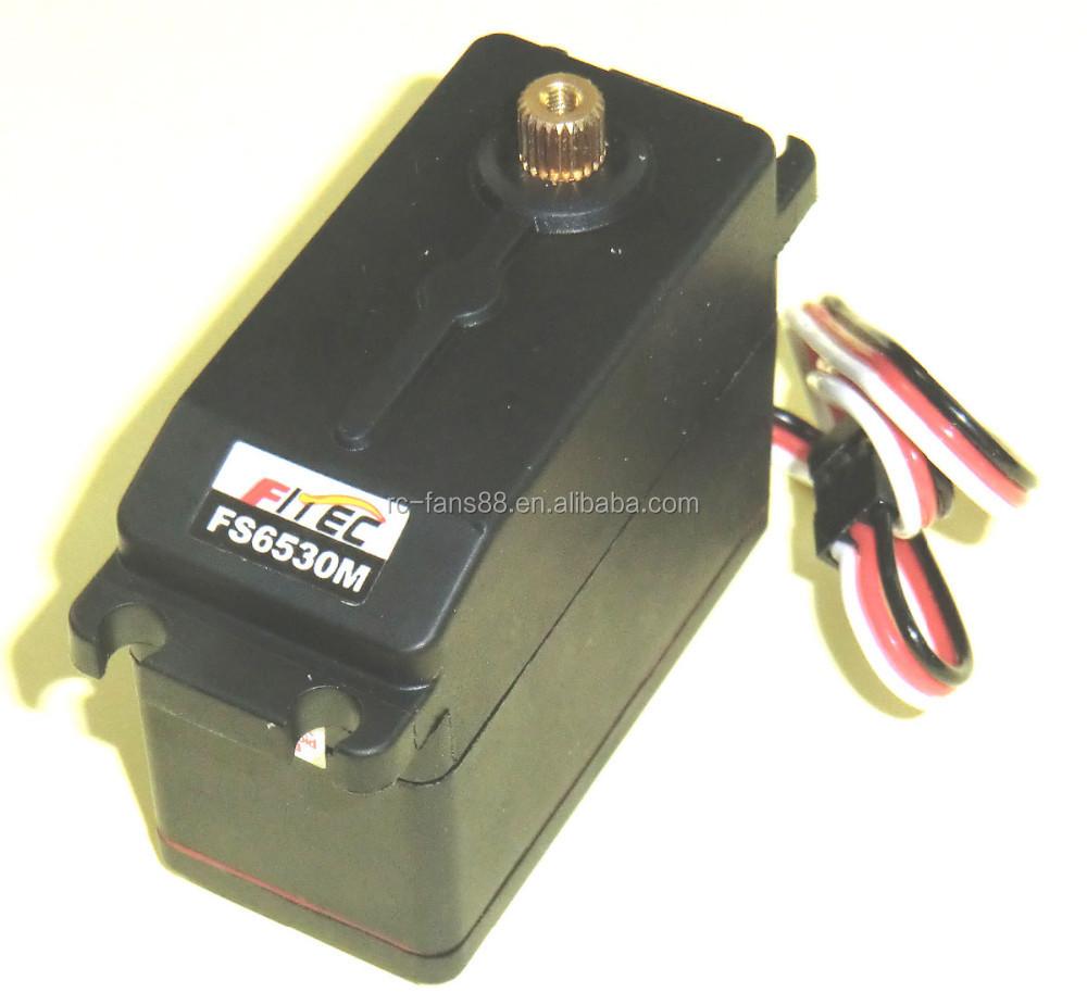 High torque rc analog servo 30 kg large scale for 1 5 car for Rc car servo motor