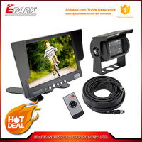 remote control 7 inch digital car touch screen monitor