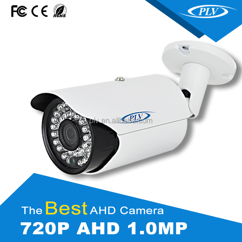 PLV best seller 1 megapixel full hd ahd camera 720 cctv camera ahd ir night/day auto switch