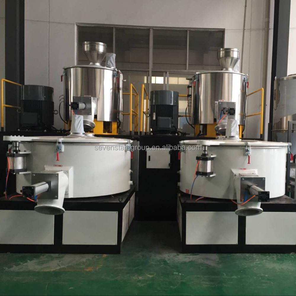 SRL-Z series mixer unit/ Coloring and drying resin PE PP PVC ABS mix machine