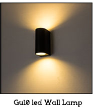 2018 Popular IP65 Wall Light Waterproof Up and Down Led Outdoor Wall lamp