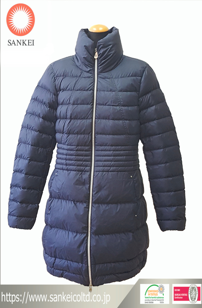 LADIES' DOWN COAT