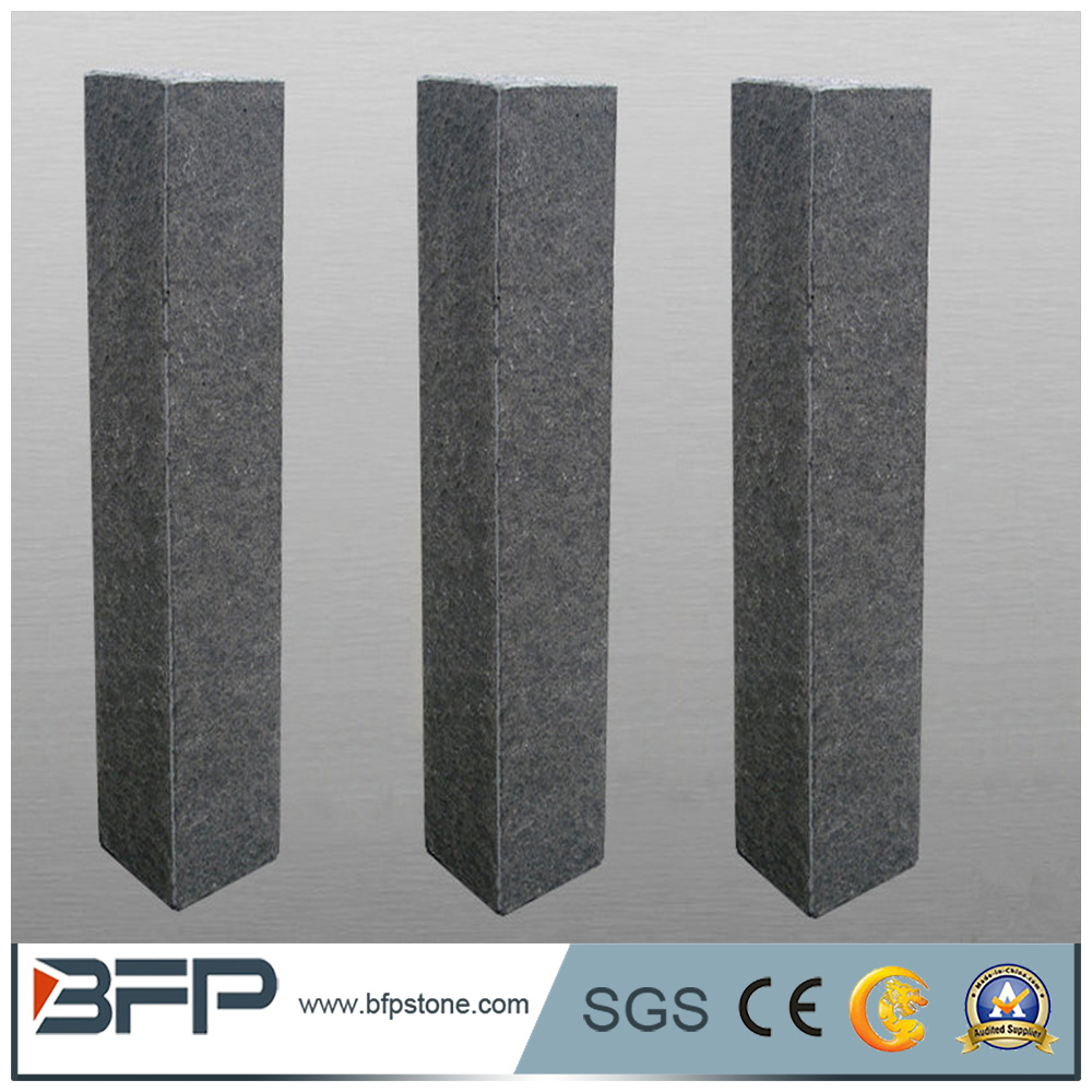 Cheap farm fence granite palisade for security fencing