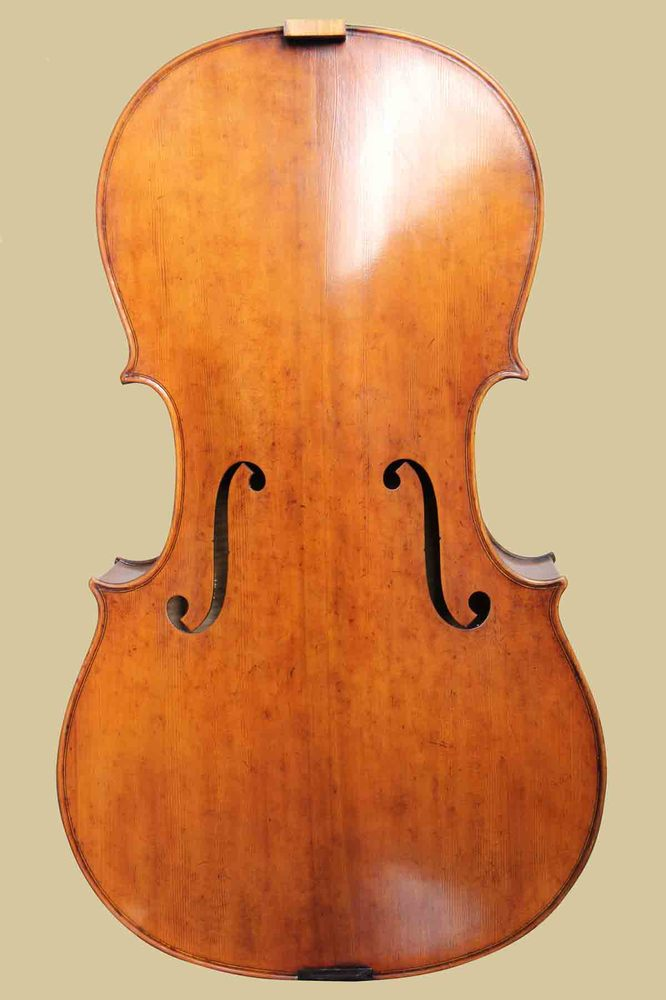 Handmade high quality advanced/professional 4/4 fully carved cello