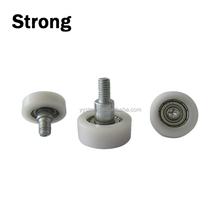 Small Nylon ABS POM shower bath&door&window 30mm plastic pulley