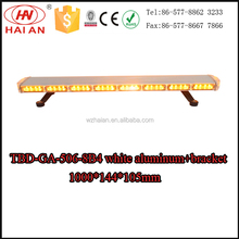 LED vehicle roof top warning light bar amber police light bar China manufacturer direct saleTBD-GA-506 8B4