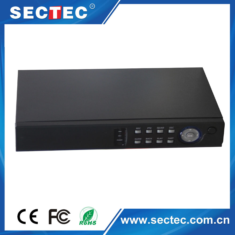 2016 Newest Cheap Products dvr made in korea 8ch 1080p cctv ahd dvr