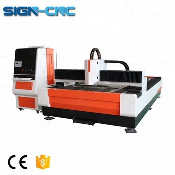 SIGN-YAG500W 1325/1530 metal laser for cutting cs and ss machine