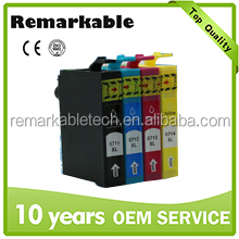 T0711 T0712 T0713 T0714 for EPSON CISS Refillable ink cartridge