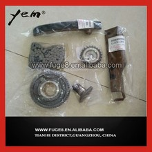 4M40 Timing Chain Kit For Mitsubishi PAJERO 2.8TD 4M40 Duble Chain Engine Timing Chain Kit Set
