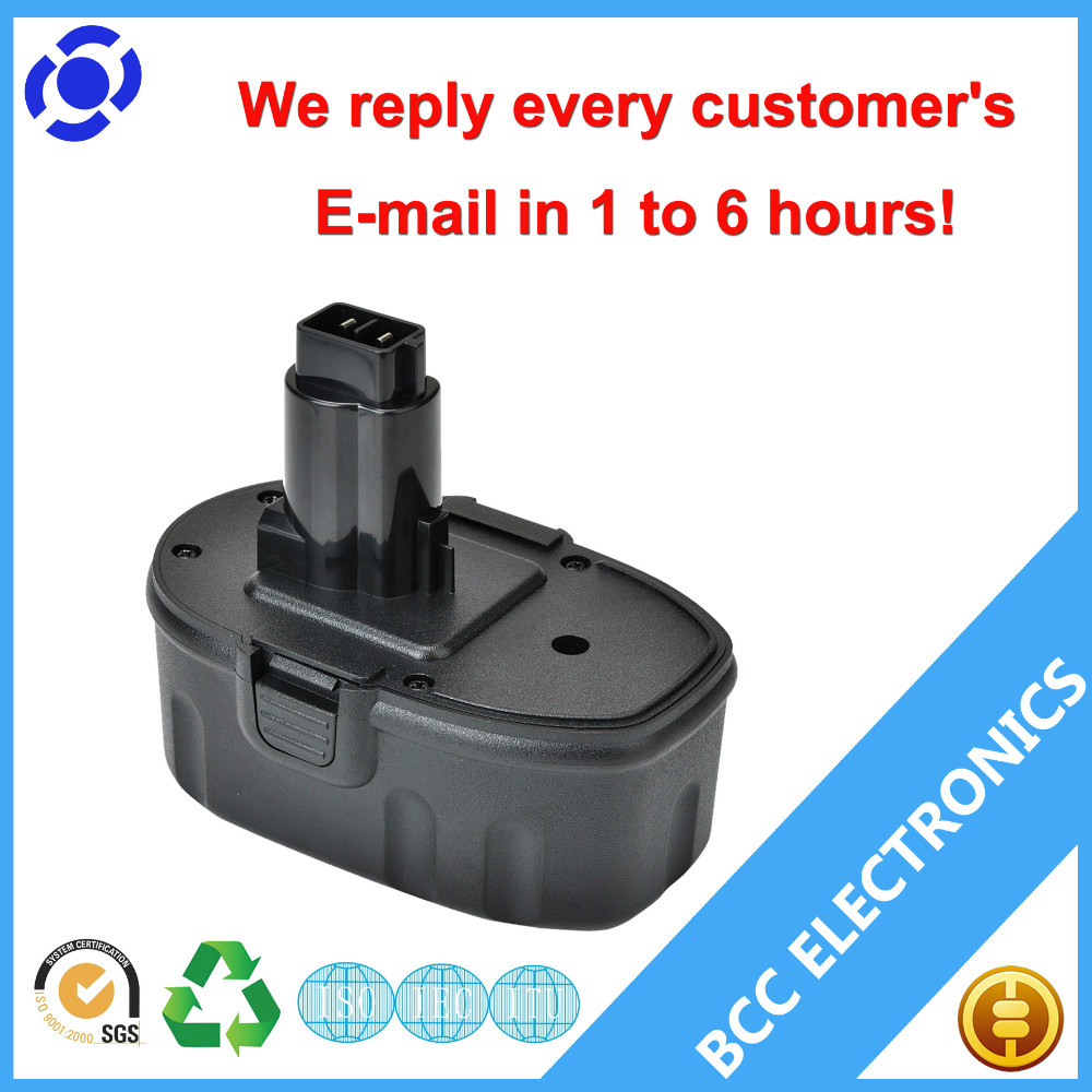 rechargerable 18650 battery cell for replacement 18v dewalt battery