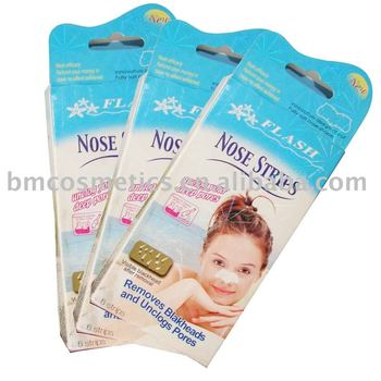 Deep Cleaning Blackhead Nose Mask(lady)