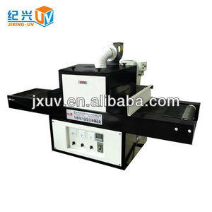 floor lacquer uv curing machine