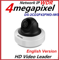 4.0mp Hikvision IP Camera p2p Wireless IP Camera DS-2CD2F42FWD-IWS