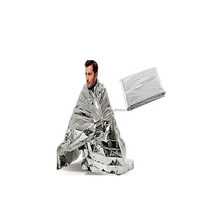 PET Mylar Thermal Rescue Emergency Blanket