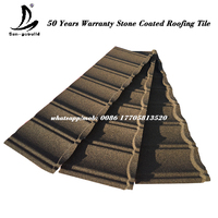 Decras Standard quality materials Discount Price Natural Colorful stone coated metal roofing materials,Roofing