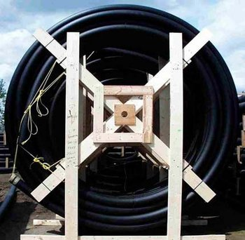 HDPE Reel Pipe