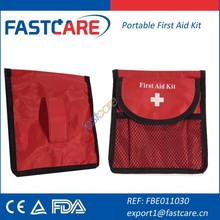 Vehicle Bicycle First Aid Kits Cart CE FDA