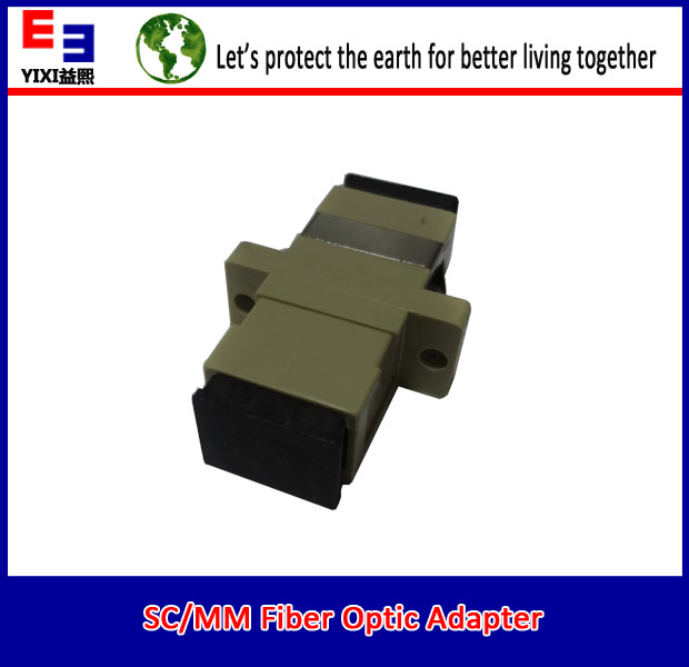 metal SC/ST/SMA duplex Fiber Optic Adapter