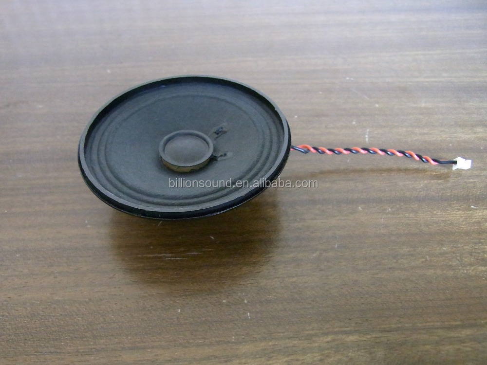 57mm small round speaker used in phone receiver